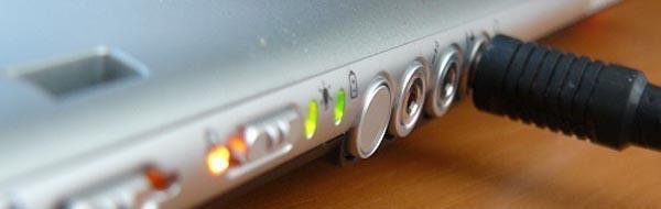 Laptop SPDIF